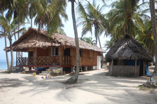 Cabanas Isla Aguja