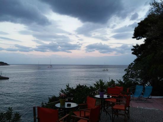Hotel Anatoli: Θεα