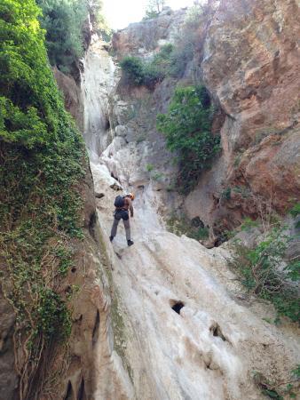 o2aventures: Down the canyon...