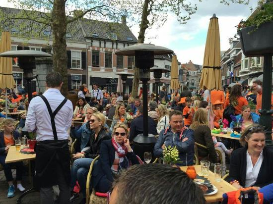 Photo of Monument / Landmark Ginnekenmarkt at Ginnekenmarkt, Breda 4835 JC, Netherlands