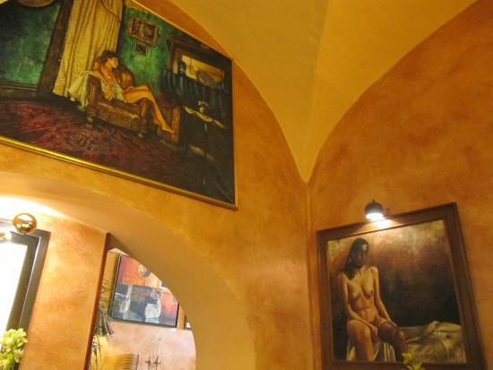 Mobili Della Sala Da Pranzo : Arredamento della sala da pranzo foto di caffè magi città di