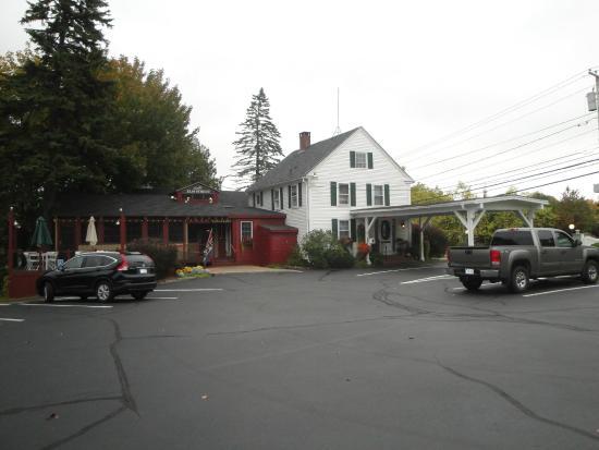 Cedar Crest Inn: Restaurant