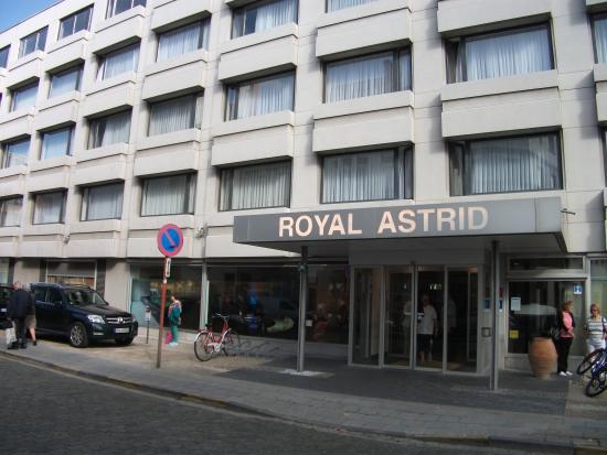 Royal Astrid Hotel, Ostend