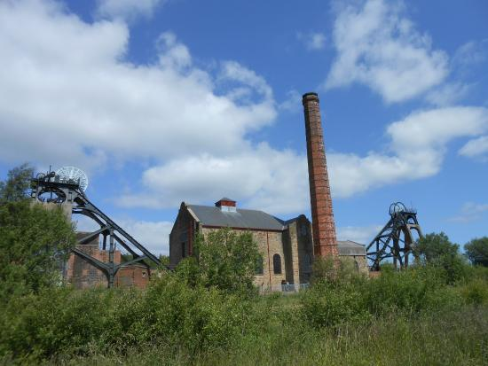‪Pleasley Colliery‬