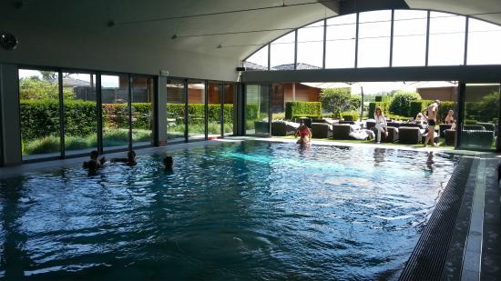 Jiva Hill Resort : piscine