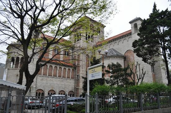 ‪Seoul Anglican Cathedral‬