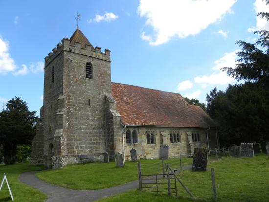 Church of St Thomas a Becket, Capel
