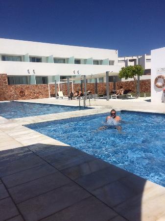 Hotel Cala Grande: Fantastico sitio para relajarse!