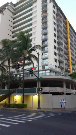 威基基歐哈納西部酒店張圖片