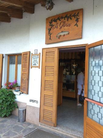 Forgaria nel Friuli, Италия: Ristorante Ai Glicini