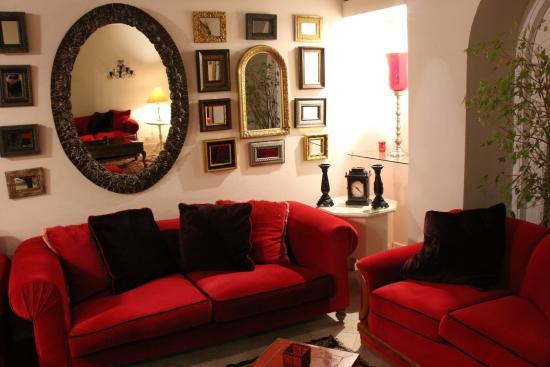 Celal Sultan Hotel: le salon d'attente