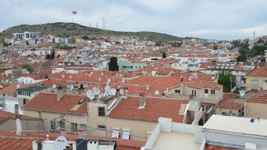 Bonapart Otel: Rooftop