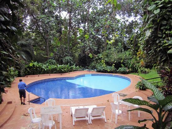 Hotel Trapp Family country Inn: Pool area