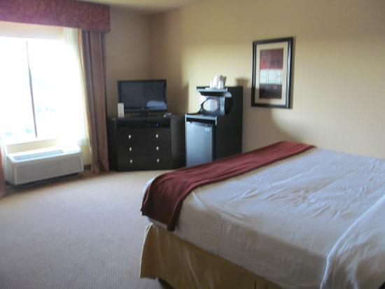 Holiday Inn Express Anniston / Oxford: King room
