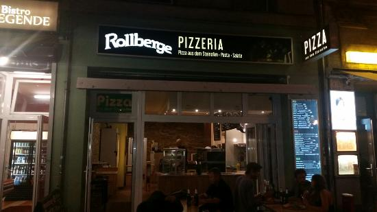 Rollberge Steinofen