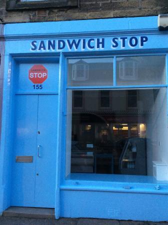 Sandwich Stop