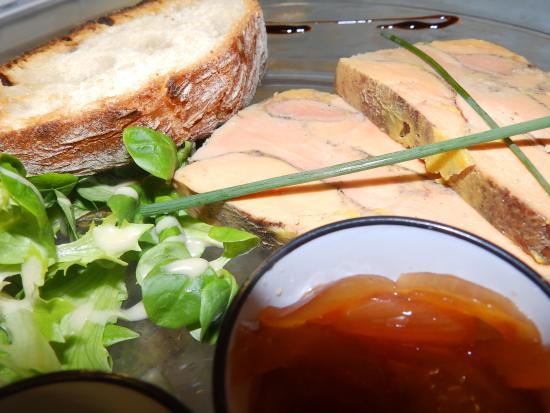 Dorade poêlée et tian de légumes - Picture of La table de MarYann ...