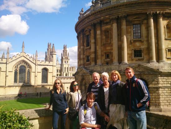 The Oxford Tourist