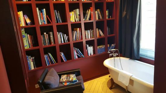 De Bibliotheek Kamer : Kamer bibliotheek foto van teaching hotel ch teau