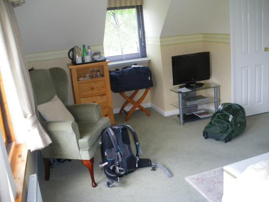 Ardarroch Cottage B&B: chambre