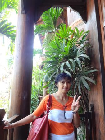 Sokhalay Angkor Villa Resort: Sokhalay Angkor Hotel Resort & Spa - Terrace