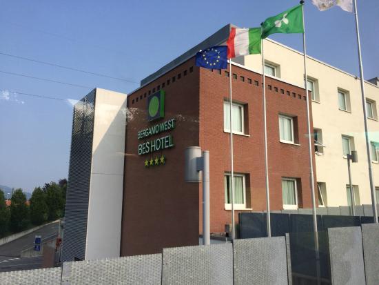 Bes Hotel Bergamo West : Bes Hotel