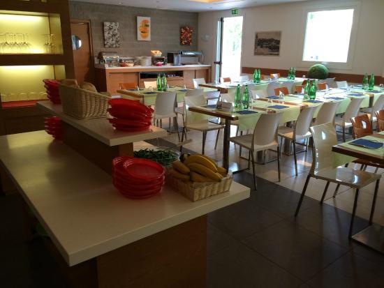 Bes Hotel Bergamo West : sala pranzo/colazione