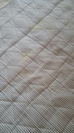 Cozy Cove Beachfront Resort Inn: Disgusting mattress