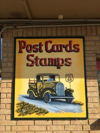 Alanreed Post Office and Trading Post