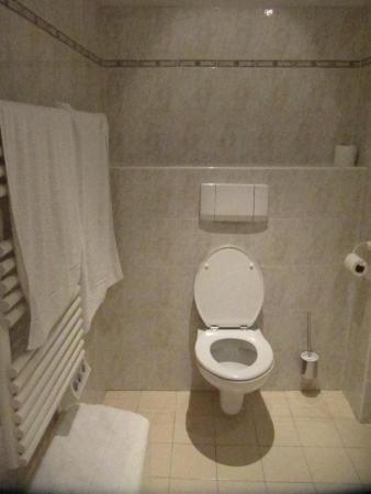 hotel royal westminster bagno senza bidet
