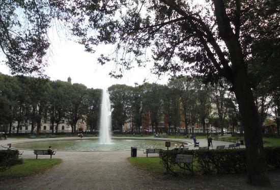 Karlaplan: Карлаплан. Стокгольм.