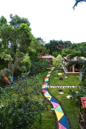 Hotel Brilla Sol: Gardens