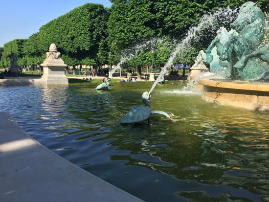 Maria angela jardim de luxemburgo paris photo de for Location jardin 78