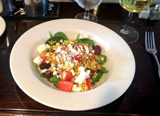 Couscous Salad at Bellows Walpole Inn Pub