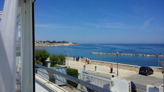 panorama terrazza ristorante - Foto di Hotel Salsello, Bisceglie ...