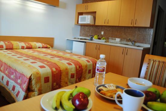 Hotel Intercity 100: SUITE JUNIOR