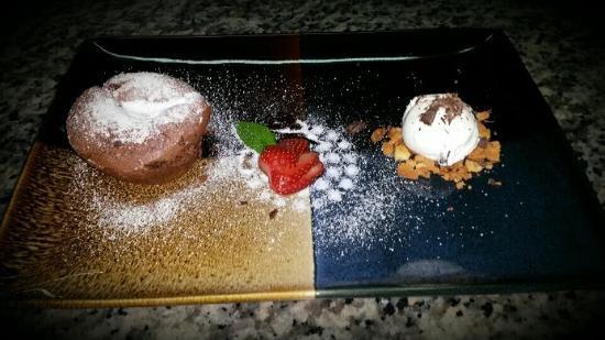 Hotel L'Aragosta: Il ristorante...