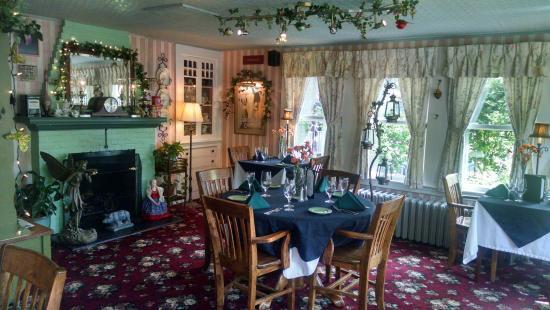 The Jenkins Inn & Restaurant : The Dining Room