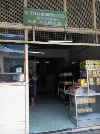 Photo of Restaurant Salahuddin Bakery at 26 Jalan Dhoby, Johor Bahru 80000, Malaysia