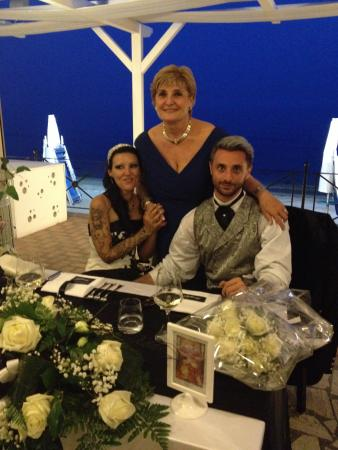 Matrimonio indimenticabile in riva al mare