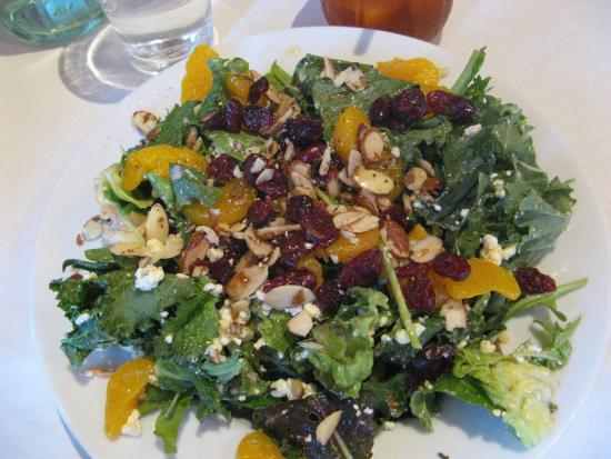 Open Door Wine Bar: Summer Kale Salad