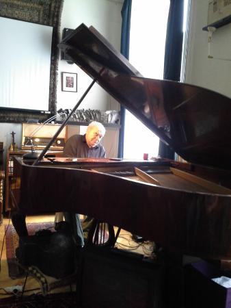 Adam Fellegi Concert Pianist