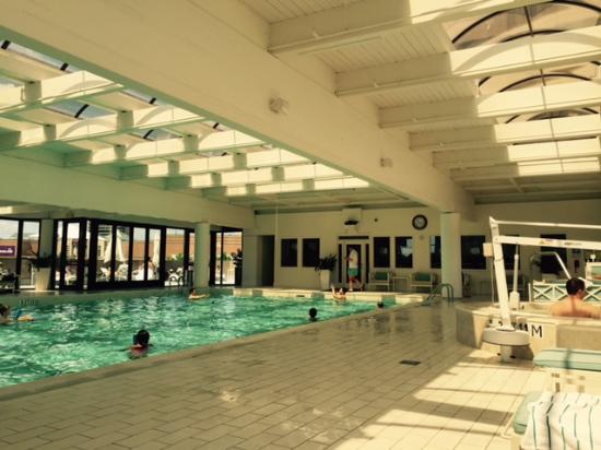 Indoor Salt Water Pool Picture Of The Ritz Carlton Buckhead Atlanta Tripadvisor