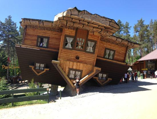 Upside down house szymbark 2018 all you need to know The upside house