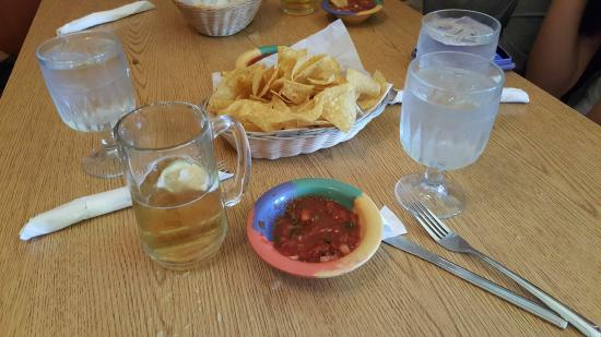 El Erradero: Chips and Salsa