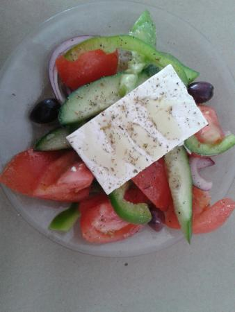 Athena Greek Taverna : Bauernsalat