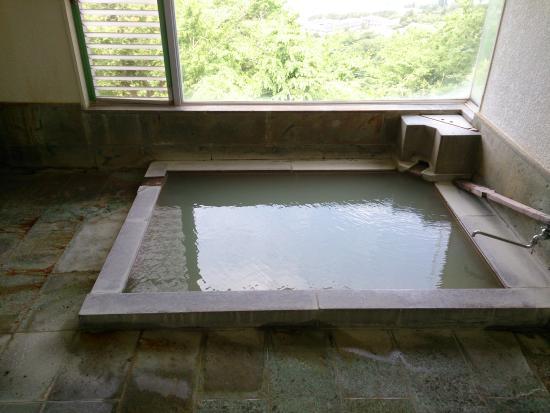 Gosaikan: 浴槽