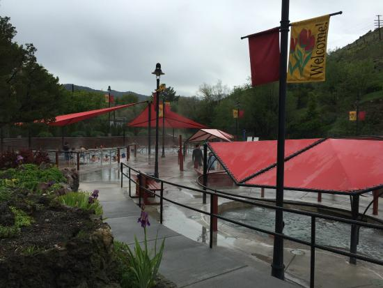 Idaho's World Famous Hot Pools : description