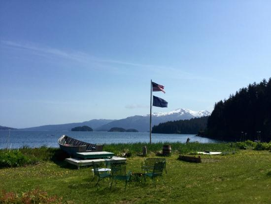 Across the Bay Tent and Breakfast: Grace Ridge - Kachemak State Park