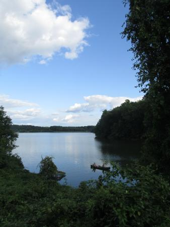 Lake Scene From The Trail Picture Of Marsh Creek